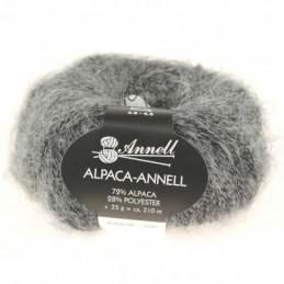 Alpaca-Annell 5758 antraciet