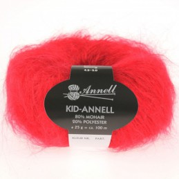 Kid-Annell 3112 rood