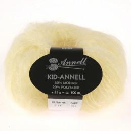 Kid-Annell 3114 pastel geel