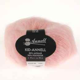 Kid-Annell 3132 pastel rose