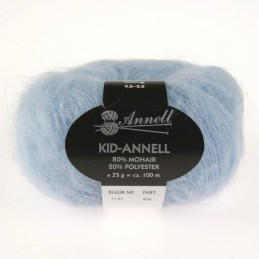 Kid-Annell 3142 pastel blauw