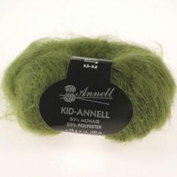 Kid-Annell 3149 olijf groen
