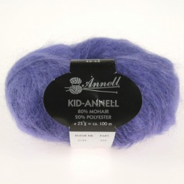 Kid-Annell 3155 paars