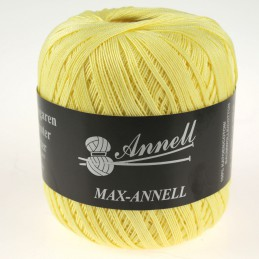 Max Annell 3414 pastel geel