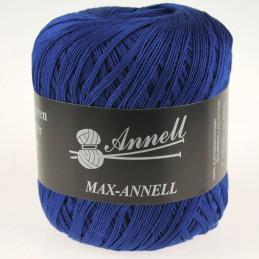 Max Annell 3438 kobalt blauw