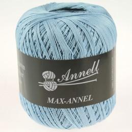 Max Annell 3442 pastel blauw