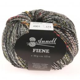 Fiene Annell 4901 bruin/zwart