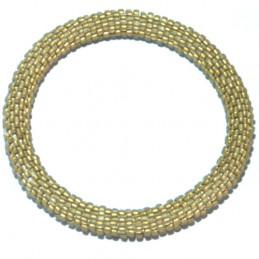 Mj-cr-ab mat goud crystal 989F