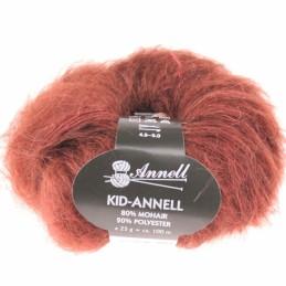 Kid-Annell 3107 bordeaux bruin