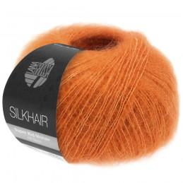 Silkhair 161 mandarijn Lana...