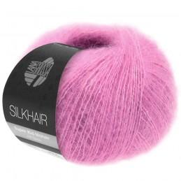Silkhair 162 roos Lana Grossa