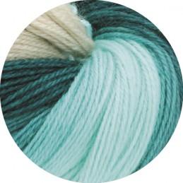 Cool Wool Lace Hand-Dyed 807 Ragini Lana Grossa