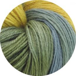 Cool Wool Lace Hand-Dyed 814 Asha Lana Grossa