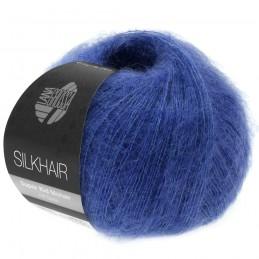 Silkhair Lana Grossa 144 blauw