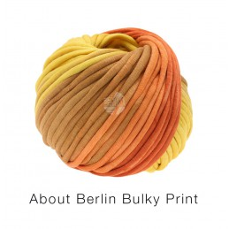 About Berlin Bulky Print...