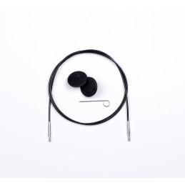 Kabel met schroefverbinding...