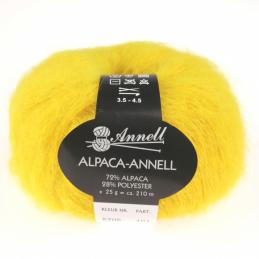 Alpaca-Annell 5705 geel