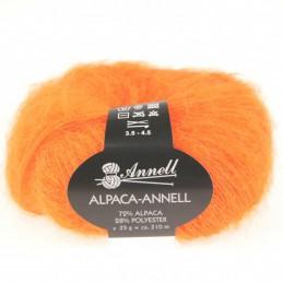 Alpaca-Annell 5721oranje