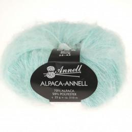 Alpaca-Annell 5722 water groen