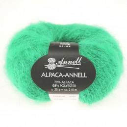 Alpaca-Annell 5748 gras groen